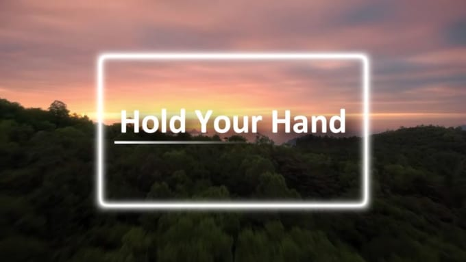 hold your hand intro