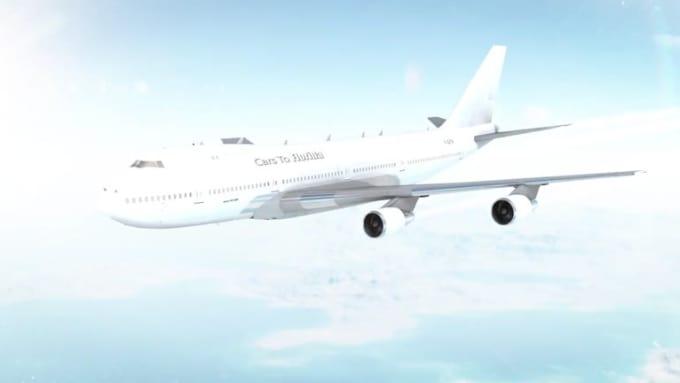 darrenfrancisco Plane video done