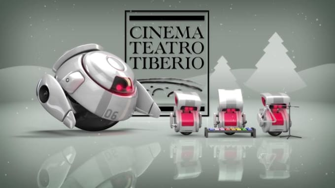 cinematiberio Robot Intro