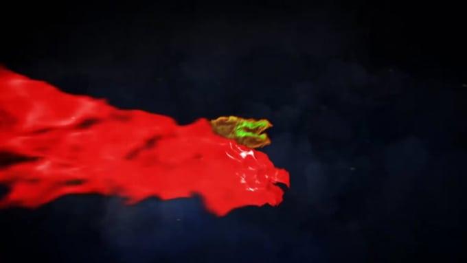 IndiaVSLebanon_Dragon_Magic