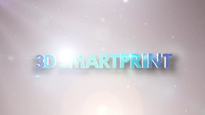 3D smartprint