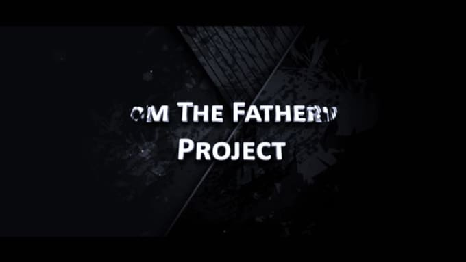 The Fathering Project Revised V4