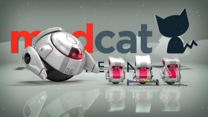 Mad Cat Marketing Robot Full HD
