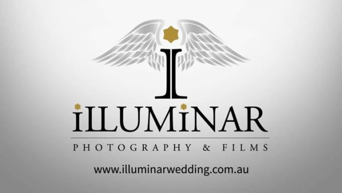 Illuminar Simple Logo FULL HD Express