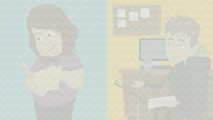 SeeRadio 2D Animation