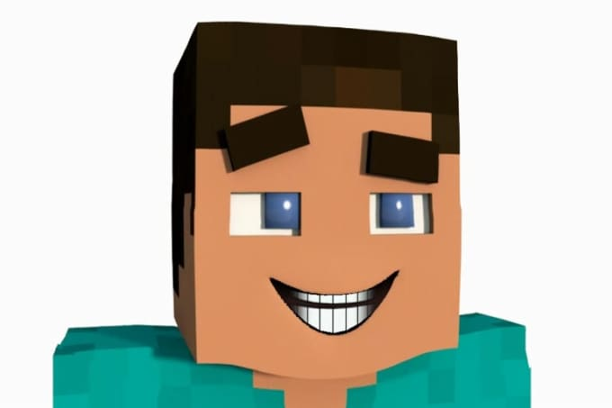 minecraft_rig animation -------------