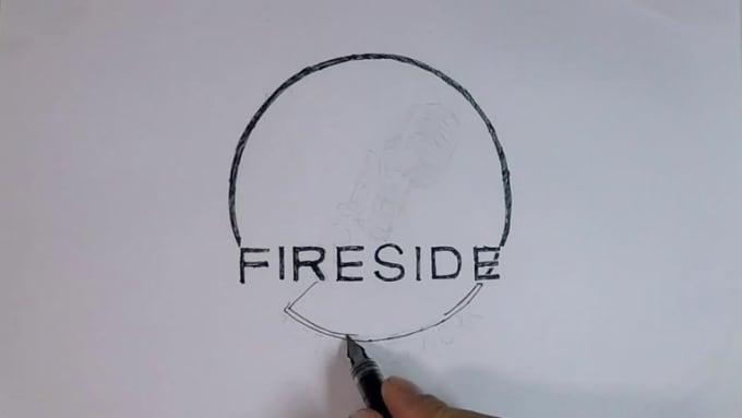 pen video drawing 98854634
