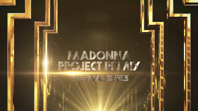 Maddona Project Remix FULL HD Express