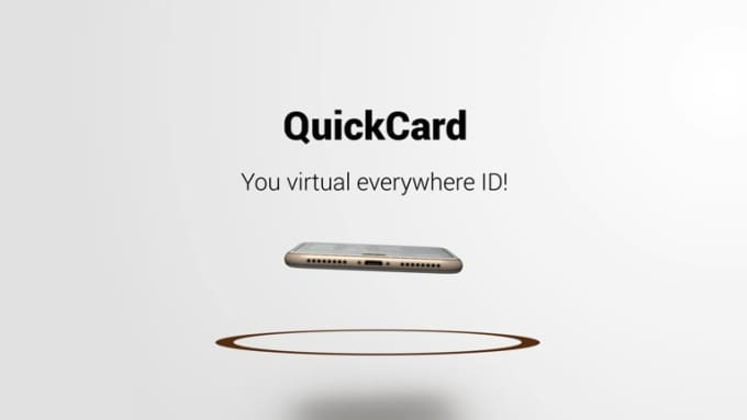QuickCard iPhone Playful FULL HD Express