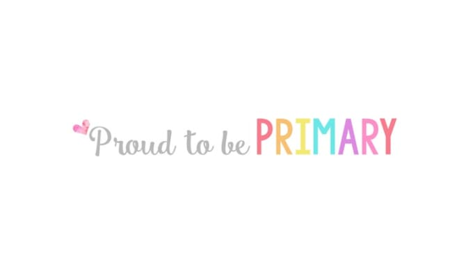 Proud To Be Primary Sound 01
