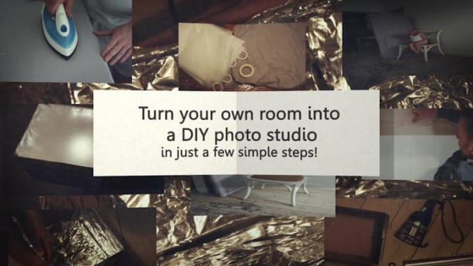 DIY Photo Studio Revision