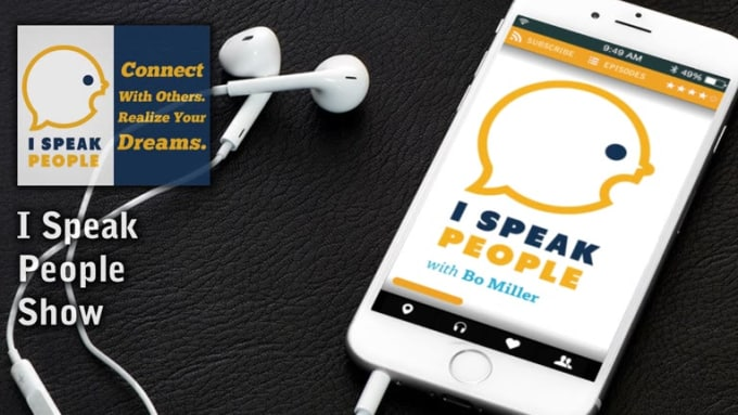 I Speak People Podcast Promo