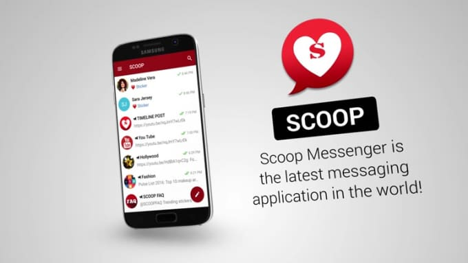 SCOOP Android Stylish FULL HD