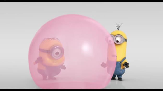 MinionsBubbleGum