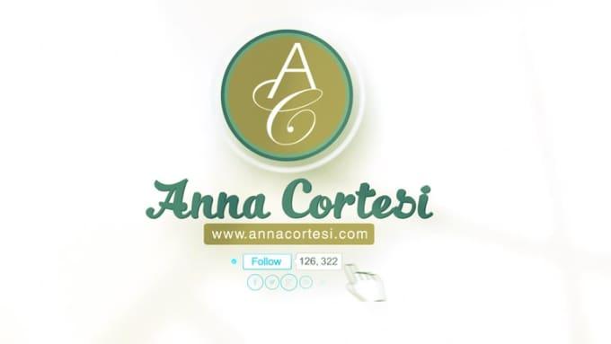 Anna Cortesi, RD Instagram Promo Video v2