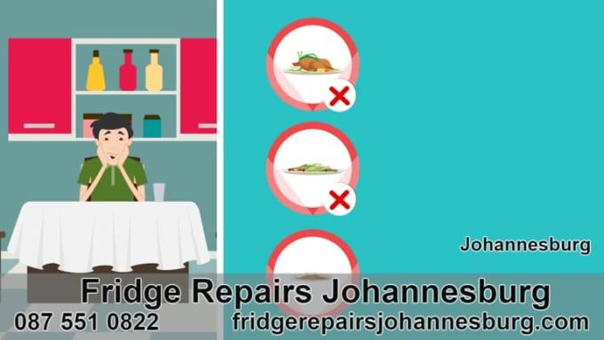 Fridge Repairs Johannesburg