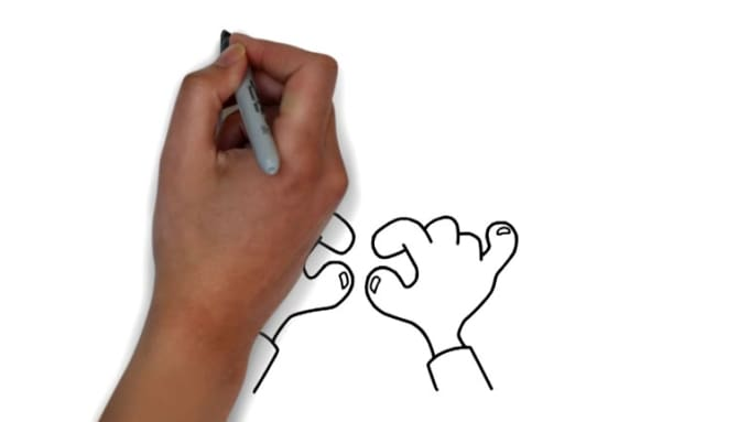 Whiteboard Animation Bwfiver1 D rev