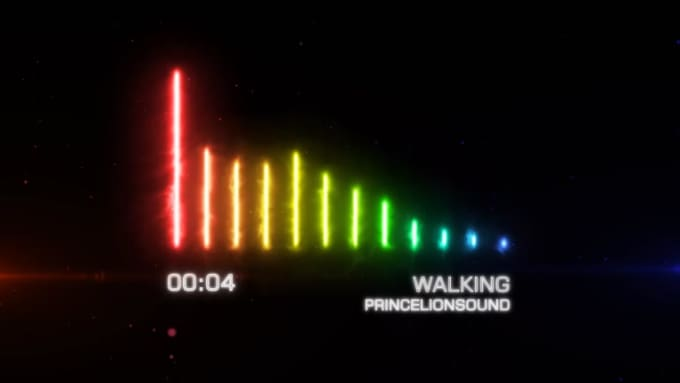 WALKING_Saber_Equalizer