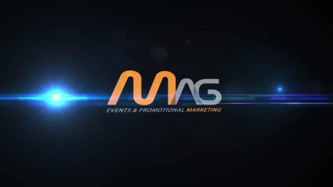 3D Elegant Logo by @AVSGraphic
