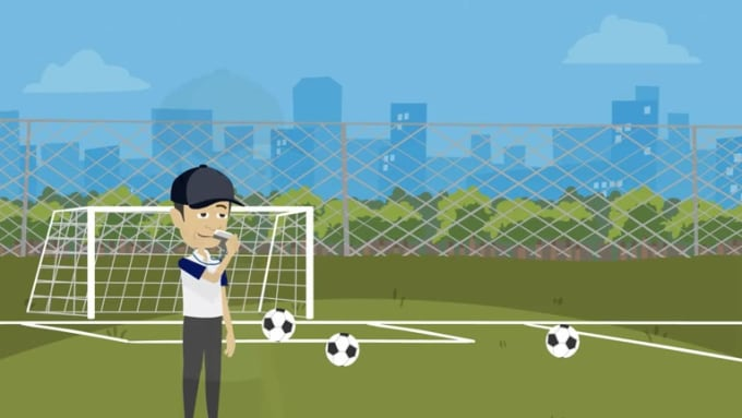 SporTS wEAR- UnIQue AnIMatED ExpLAinER ViDeOS