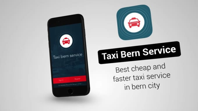 TaxiBern  iPhone Stylish Express FULL HD Bonus