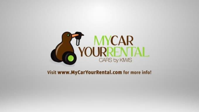 MyCarYourRental Intro 2