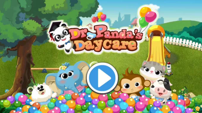Dr panda day care