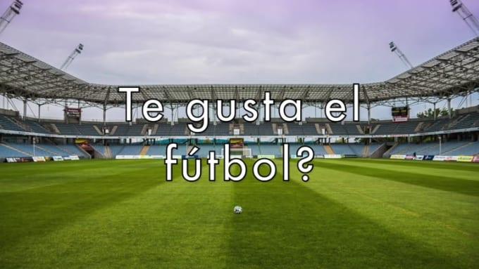 Football Book Trailer