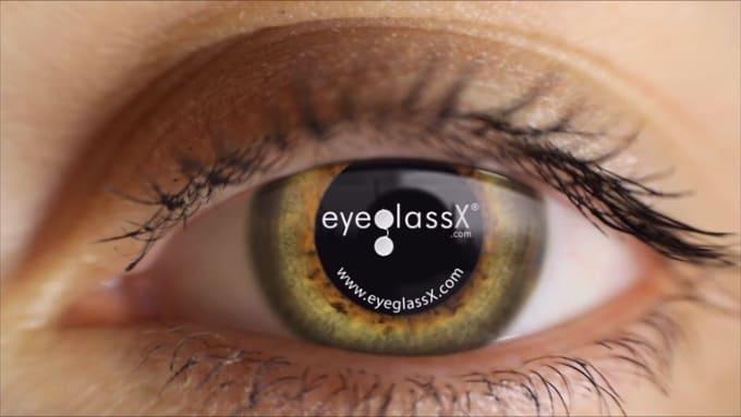 Eyeglasses video