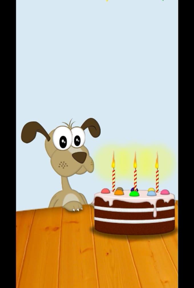 BirthdayDog