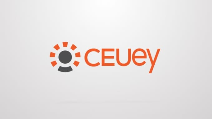 Ceuey Logo Animation Video Intro in Full HD - 1