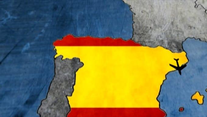 DS-FIVERR-BULLSHIFT-NORTHERN SPAIN MOTO TOUR-REVISED SPAIN FLAG