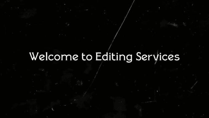 clarekeogh285 Editing Services