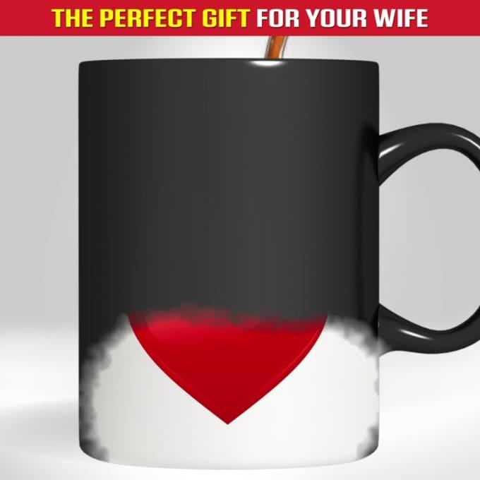 01 heat changing mug