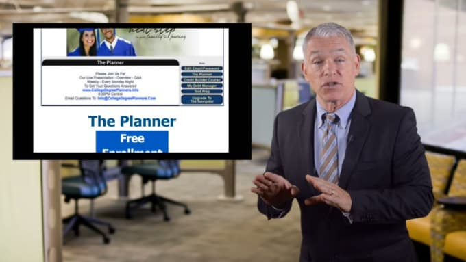 info308 the planner