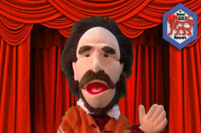Sir Puppet Film 2 Redone