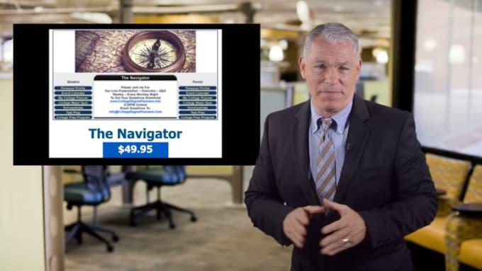 info308 the navigator rev 1