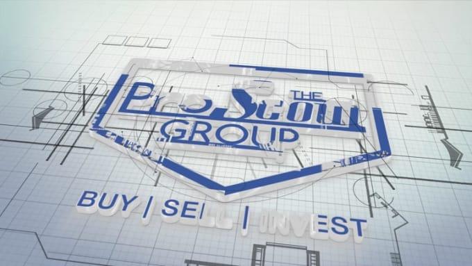 Architect Logo Full HD 1920 x 1080p