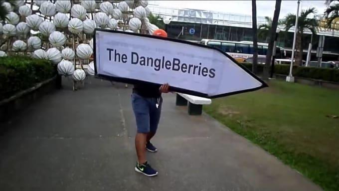 the dangelberries