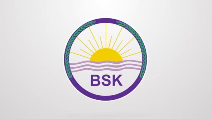 BSK Logo Animation Video Intro in Full HD - 1