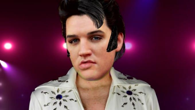 Terumi - Elvis Video