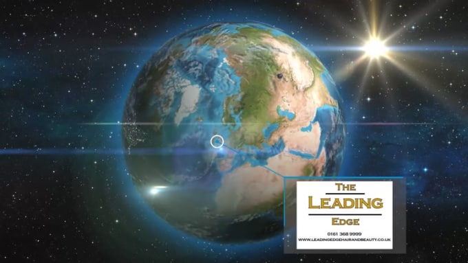 The Leading Edge Hair And Beauty_earth zoom in