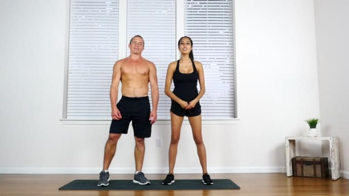Weight Loss Ab Superset