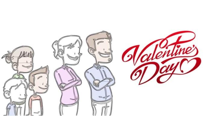 Solidex valentines day