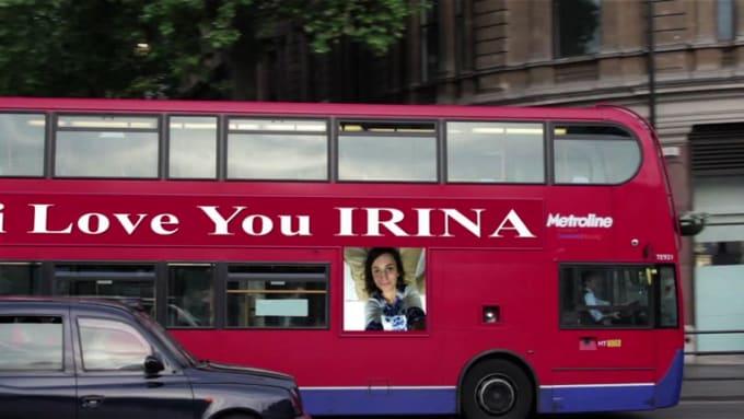 i Love You IRINA