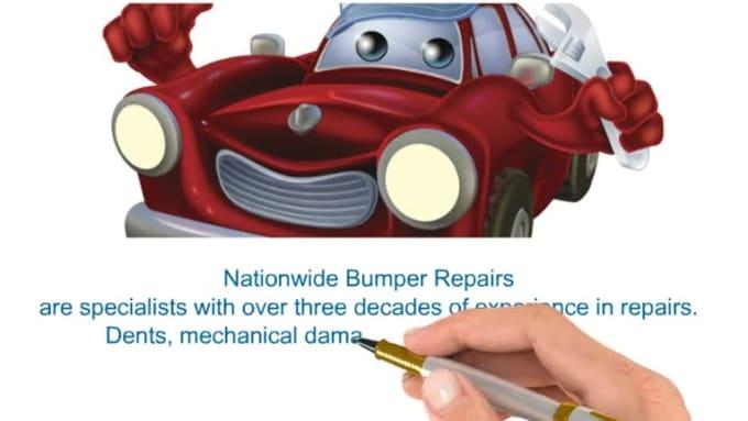 Nationwide Bumper Repairs