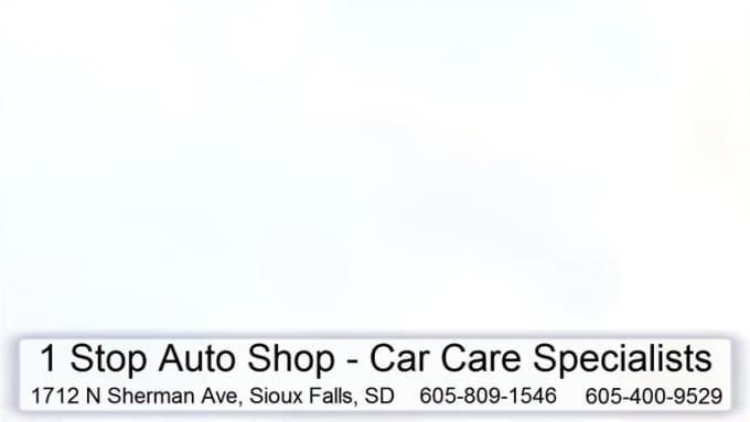 1StopAuto Shop