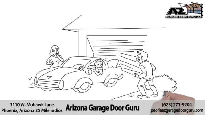 Garage Door Repair Video