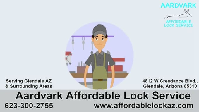 Aardvark Affordable Lock Service - Automotive Service