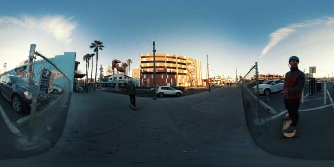 zboardben 360 Video V2